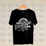 Camiseta Legends Vintage - Preto