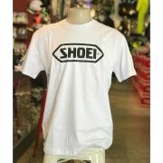Camiseta Shoei Branca