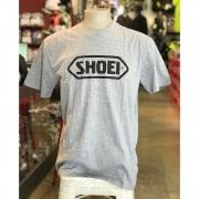 Camiseta Shoei Cinza Mescla