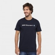 Camiseta STYFR-BMW MSP LOGO TEE Puma Team Blue