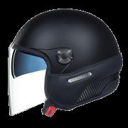 Capacete Nexx X70 Insignia Black MT - Tri-composto, Capacete Aberto