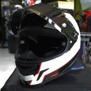 Capacete Nexx XR2 Carbon Branco + Viseira Prata e Pinlock Anti-Embaçante