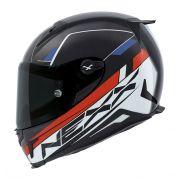 Capacete Nexx XR2 Fuel Tricolor Vm/AZ X-Matrix Tri-Composto