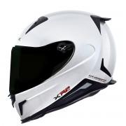 Capacete Nexx XR2 Plain Branco TriComposto (n64)