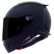 Capacete Nexx XR2 Plain Preto Fosco (Só 62/XL)