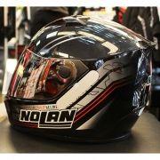 Capacete Nolan N64 MotoGP (62) Ganhe Touca Balaclava - Oferta!!!