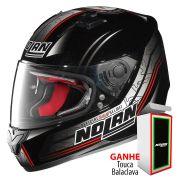 Capacete Nolan N64 MotoGP (GANHE BALACLAVA NOLAN)