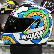 Capacete Nolan N64 Réplica C. Davies Sepang - Ganhe Balaclava - Semana do Motociclista