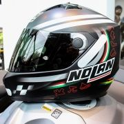 Capacete Nolan N64 Superbike Flat Black - Ganhe Touca Balaclava - Oferta de Natal