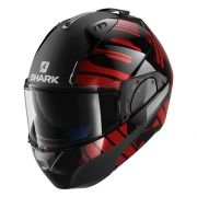 Capacete Shark Evo One V2 LITHION KUR Escamoteável