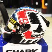 Capacete Shark Race-R PRO Zarco France WBR Replica