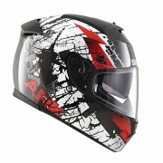 Capacete Shark Speed-R Charger SSp P KWAR - Motos Naked