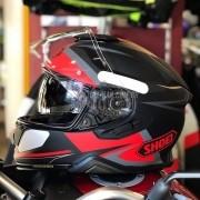 Capacete Shoei GT-Air 2 Affair TC-1 Vermelho Com Pinlock Anti-Embaçante