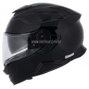 Capacete Shoei GT-Air 2 Preto Brilho com Pinlock Anti-Embaçante