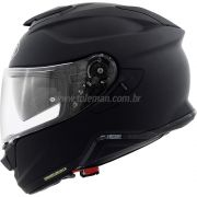 Capacete Shoei GT-Air 2 Preto Fosco com Pinlock Anti-Embaçante