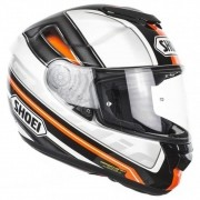 Capacete Shoei GT-Air Dauntless TC-8 C/ Pinlock Anti-Embaçante - LEVE JUNTO BALACLAVA