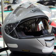 Capacete Shoei GT-Air Deep Grey c/ Pinlock Anti-Embaçante - Grade Completa