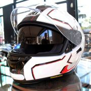 Capacete Shoei GT-Air Pendulum TC-6 C/ Pinlock Anti-Embaçante