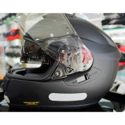 Capacete Shoei GT-Air Preto Fosco com Pinlock Anti-Embaçante - BlackOferta