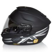 Capacete Shoei GT-Air Royalty TC-5 Cinza C/ Pinlock Anti-Embaçante - BlackOferta - Só 56 e 64