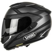 Capacete Shoei GT-Air Swayer TC-5 Preto com Cinza - C/ Pinlock Anti-Embaçante - BlackOferta