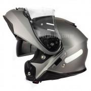 Capacete Shoei Neotec 2 Deep Grey Fosco Escamoteável - PRONTA ENTREGA
