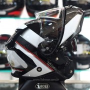 Capacete Shoei Neotec 2 Excursion TC-6 Escamoteável - PRONTA ENTREGA!