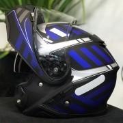 Capacete Shoei Neotec 2 Splicer TC-2 Azul Escamoteável
