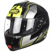 Capacete Shoei Neotec Imminent TC-3 Amarelo Escamoteável - BLACK FRIDAY