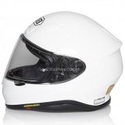 Capacete Shoei NXR Branco Brilhante - Esportivo
