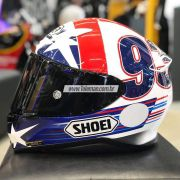 Capacete Shoei NXR Indy Marc Marquez Replica TC-2 - Só 62 - BlackOferta