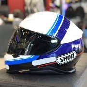 Capacete Shoei NXR PHILOSOPHER TC-2 - NOVO!