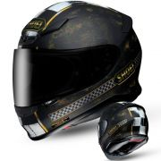 Capacete Shoei NXR Terminus TC-9 - Só 62/XL - Black Friday