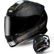 Capacete Shoei NXR Terminus TC-9 - Só 62/XL - Oferta Black Friday