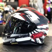 Capacete Shoei NXR  VARIABLE TC-1 - NOVO!