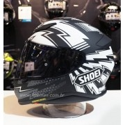 Capacete Shoei NXR  VARIABLE TC-5 Fosco - Esportivo