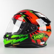 Capacete Shoei NXR  VARIABLE TC-4 Brilhante - NOVO!