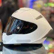 Capacete Shoei X-Spirit 3 Branco - X-Fourteen - X-Spirit III - Esportivo