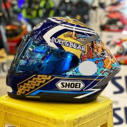 Capacete Shoei X-Spirit 3 Marc Marquez Motegi 3 TC-2 Replica - X-Fourteen - X-Spirit III