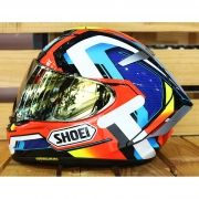 Capacete Shoei X-Spirit 3 Brink TC-1 - X-Fourteen - X-Spirit III