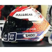 Capacete Shoei X-Spirit 3 Marc Marquez 5 TC-1 Replica - X-Fourteen - X-Spirit III