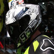 Capacete Shoei X-Spirit 3 Marc Marquez TC-6 Replica - X-Fourteen - X-Spirit III - Mês do Motociclista