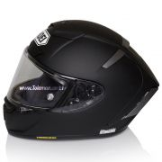 Capacete Shoei X-Spirit 3 Matt Black - X-Fourteen - X-Spirit III