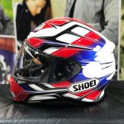 Capacete Shoei NXR Rumpus TC-1 - NOVO!