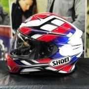 Capacete Shoei NXR Rumpus TC-1 - Esportivo