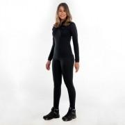 Conjunto Calça + Blusa Segunda Pele Solo Feminino X-Thermo DS ZIP
