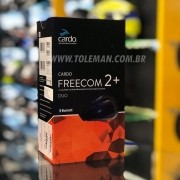 Intercomunicador Bluetooth Cardo Scala Rider Freecom 2 O Par