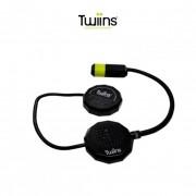 Intercomunicador Bluetooth Interphone TWIINS HF3 DUAL