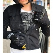Jaqueta/Colete Protetor Completo Spidi Multitech Armor EVO - Semana do Motociclista - BlackOferta