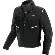 Jaqueta Spidi Adventurer H2OUT Black - Só L/XL e 2XL